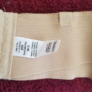 Intimates & Sleepwear - Strapless bra tan color